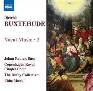 Buxtehude - Vocal Music Volume 2 Product Image