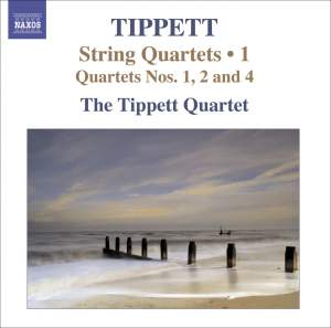 Tippett - String Quartets Volume 1 Product Image