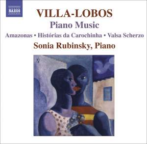 Villa-Lobos - Piano Music Volume 7 Product Image