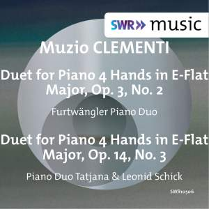 Clementi: Duets for Piano 4 Hands