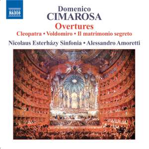 Cimarosa: Overtures Volume 1 Product Image