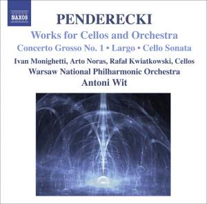 Penderecki - Works for Cellos and Orchestra