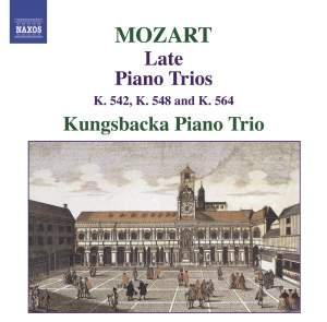 Mozart - Piano Trios Volume 2 Product Image
