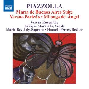 Piazzólla: Maria de Buenos Aires Suite & other works