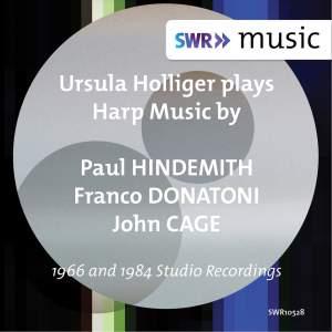 Hindemith, Donatoni & Cage: Harp Music