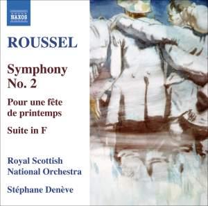 Roussel: Symphony No. 2 Product Image