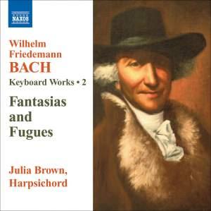 W. F. Bach - Keyboard Works Volume 2