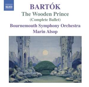 Bartók: The Wooden Prince Product Image