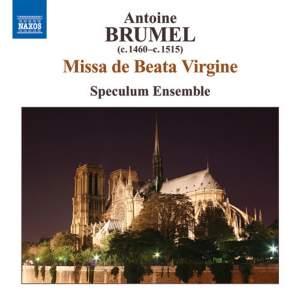 Brumel: Missa de Beata Virgine Product Image
