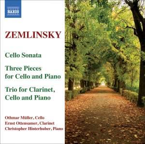 Zemlinsky - Cello Sonata