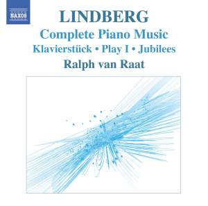 Lindberg - Complete Piano Music Product Image