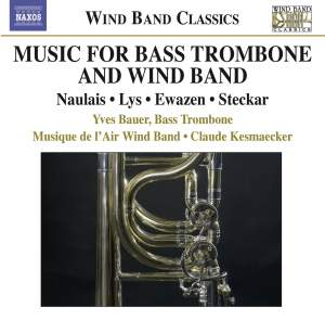 Music for Bass Trombone and Wind Band Product Image
