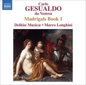 Gesualdo: Madrigali libro primo, 1594