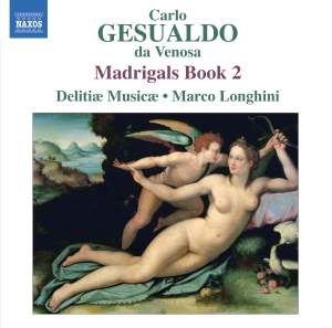 Gesualdo: Madrigali libro secondo, 1594