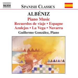 Albéniz: Piano Music, Volume 2 Product Image