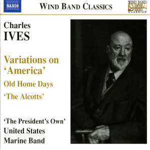 Ives - Variations on 'America' Product Image