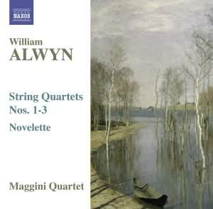 Alwyn - String Quartets Nos. 1-3
