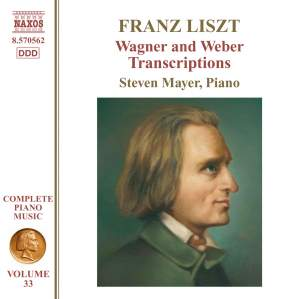 Liszt: Complete Piano Music Volume 33