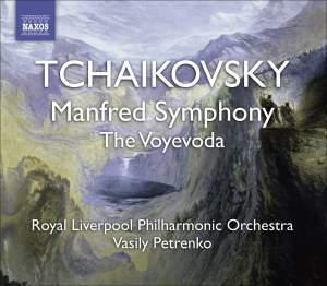 Tchaikovsky - Manfred Symphony