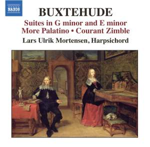 Buxtehude - Harpsichord Music Volume 2 Product Image