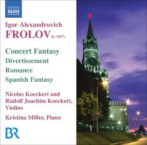 Frolov - Music for Violin and Piano