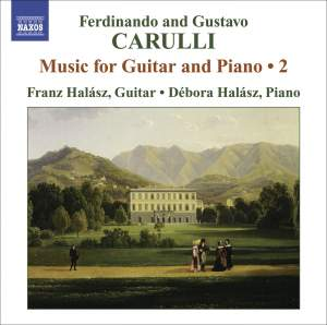 Ferdinando & Gustavo Carulli - Music for Guitar and Piano Volume 2
