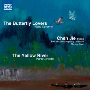 The Yellow River Piano Concerto & The Butterfly Lovers Piano Concerto Product Image