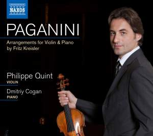 Paganini: Arrangements Product Image