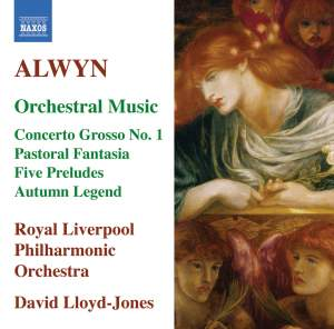 Alwyn - Orchestral Music Product Image