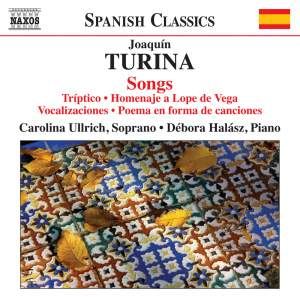 Turina: Songs Product Image