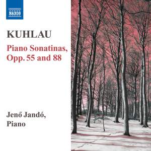 Kuhlau - Piano Sonatinas, Opp. 55 and 88 Product Image