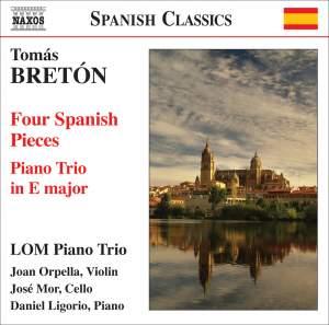 Tomás Bretón: Piano Trio Product Image