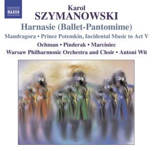 Szymanowski - Harnasie Product Image