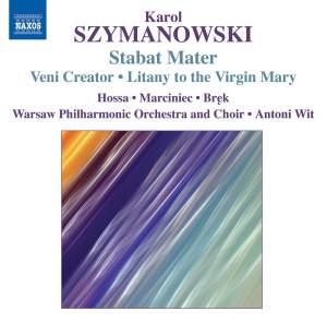 Szymanowski - Stabat Mater Product Image