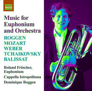 Music for Euphonium and Orchestra Product Image