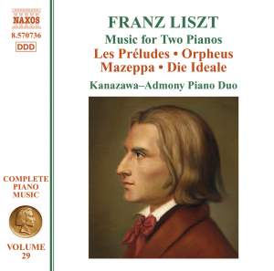 Liszt: Complete Piano Music Volume 29 Product Image
