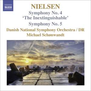 Nielsen - Symphonies Nos. 4 and 5