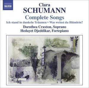 Clara Schumann - Complete Songs Product Image