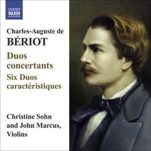 Bériot - Duos caractéristiques & Duos concertants