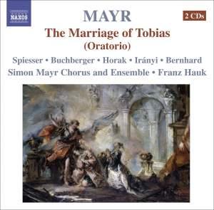 Mayr: Tobiae matrimonium (The Marriage of Tobias) Product Image