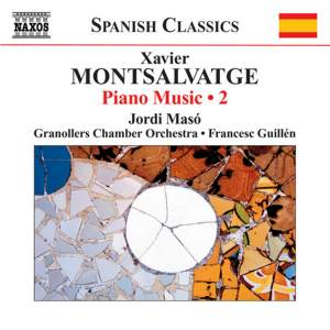 Montsalvatge: Piano Music, Volume 2 Product Image