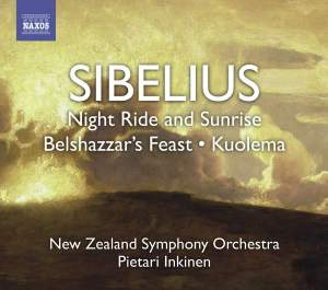 Sibelius: Night Ride and Sunrise