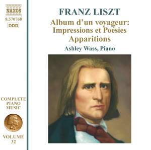 Liszt: Complete Piano Music Volume 32 Product Image