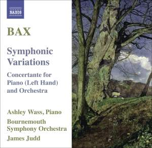 Bax - Symphonic Variations Product Image