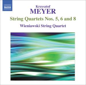 Meyer: String Quartets Volume 1 Product Image