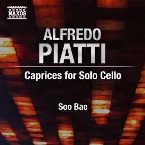 Piatti: 12 Caprices for Cello Product Image