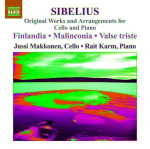 Sibelius: Original Works and Arrangements for Cello & Piano