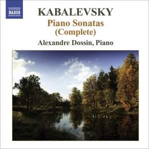 Kabalevsky - Complete Piano Sonatas