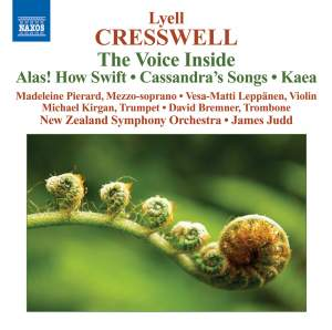Cresswell - The Voice Inside Product Image