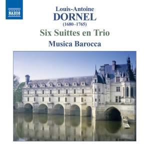 Dornel - Six Suittes en Trio Product Image